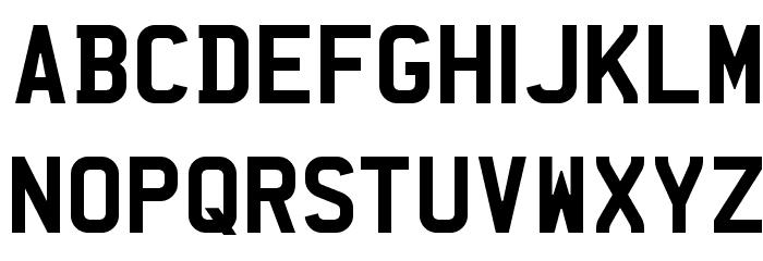 uk numberplate font