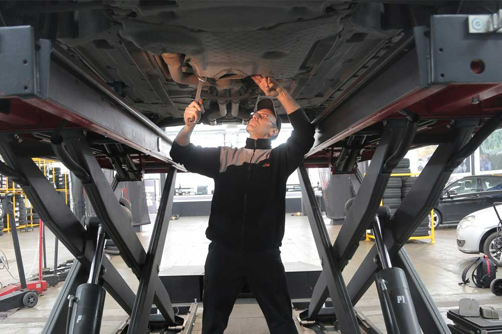 What to do if your car has failed its MOT