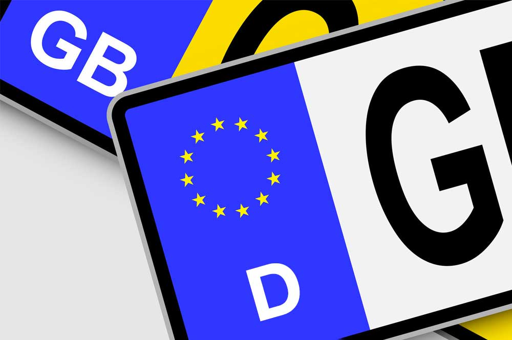 How does car tax in the UK differ from car tax in other European countries?